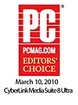 PCMag.com Editors' Choice Award, USA