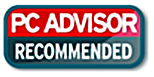 PC Advisor Recommended Award, United Kingdom