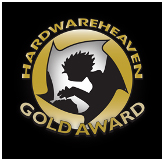 Hardware Heaven Gold Award, UK
