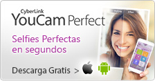 YouCam Perfect - Selfies Perfectas para iOS y Android