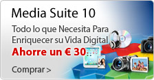 Comprar CyberLink Media Suite