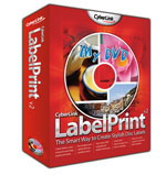 LabelPrint 2.5 – El Software para etiquetas de discos DVD el más divertido
