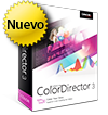 Gracación de Color para Videos | CyberLink