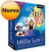 Media Suite 13 Ultra - La Más Completa Colección de Software Multimedia Galardonado