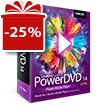 PowerDVD 14 Ultra - El reproductor multimedia definitivo para películas en Blu-ray, vídeo 3D y HD