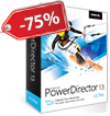 PowerDirector 13 Ultra - El Editor de Video más Rápido y Flexible
