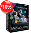 Media Suite 15 - La Colección de Software Multimedia Más Completa