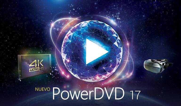 Resultado de imagen de CyberLink PowerDVD Ultra 17